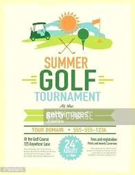 Golf Invitation Template Golf Invitation Templates Free Golf Tournament With Golf Cart