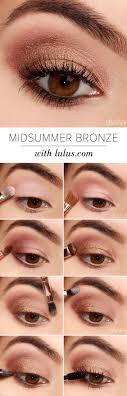 20 simple easy step by step eyeshadow