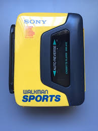 sony walkman cassette player. sony walkman sports wm b53 auto reverse water resistant stereo cassette player | ebay