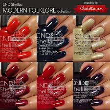 <b>CND Shellac Modern Folklore</b> Collection | Cnd shellac nails, Shellac ...