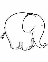 Elephants coloring (coloring printed 2809 times). Animal Coloring Pages For Kids Elephant Coloring Page Animal Coloring Pages Cartoon Coloring Pages