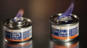 How To Light Sterno Cans Safe Heat Chafing Fuel