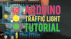 How To Make A Traffic Light Sequencer Arduino Programming For Beginners Traffic Light Controller
