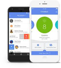 Contact Management Application Contacts Manager For Smartphones