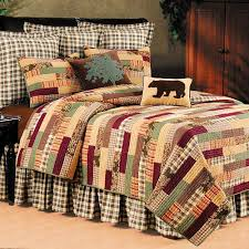 Nathan Traditional Rustic Quilt Collection: Cabin Place & Nathan Traditional Rustic Quilt Collection Adamdwight.com