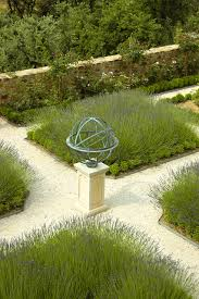 armillary sphere in a garden by david harber