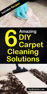 simple recipes for the best homemade carpet cleaning solution including a homemade carpet cleaner machine