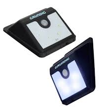Grundig Led Solar Lamp Met Sensor Shopndropnl