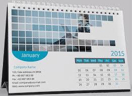 2015 desktop calendar. Exellent Calendar Corporate Desk Calendar Template In 2015 Desktop D