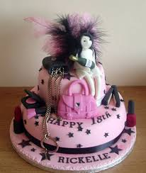18th Birthday Cake Designs 10 Polka Dot 18th Birthday Cakes For