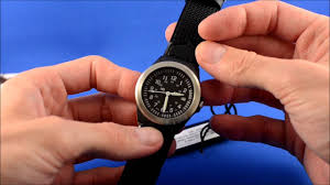 Обзор наручных <b>часов Traser</b> P5900 Type 3 - YouTube