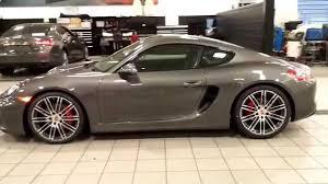 2015 Porsche Cayman GTS -walk around - YouTube