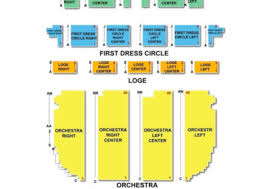 Ppac Seating Chart 71 Circumstantial Ppac Wicked Seating Chart