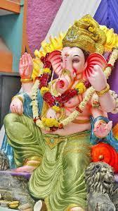 Ganpati ganesh, india, lord, HD mobile ...
