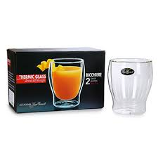 <b>Набор</b> термоустойчивых <b>стаканов</b> Bormioli Luigi 350мл двойные ...