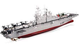 <b>Радиоуправляемый корабль Heng Tai</b> Military Affairs 2.4G - HT-3833