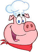Image result for pig roast clip art free