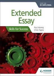 extended essay for the ib diploma skills for success paul hoang  extended essay for the ib diploma skills for success