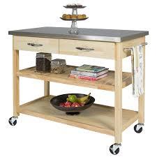 full size of kitchen wooden kitchen trolley on wheels kitchen work bench on wheels stainless steel