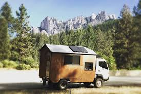 mike basich s diy tiny home builds are perfect for life on the road courtesy of mikebasich