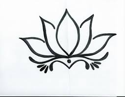 Small Picture Best 20 Lotus flower drawings ideas on Pinterest Lotus tattoo