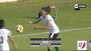 Real Pilar vs SAT - Diario La Futbolista TV - YouTube