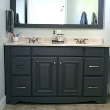 painting a bathroom vanity. Hand Painted Bathroom Vanity Custom Unit Painting A