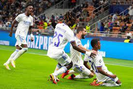 ريال مدريد يحقق فوزاً قاتلاً على إنتر