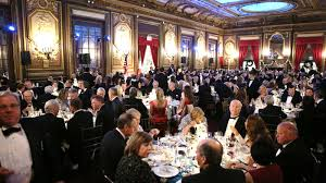 White Tie With Decorations 18th Annual Savoy Ball Of New York A White Tie Benefit Gala For