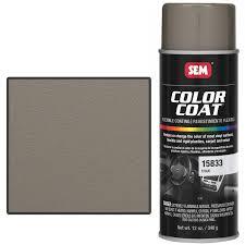 Sem 15833 Khaki Color Coat Aerosol 12 Oz Sem Color Coat