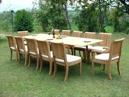 round teak outdoor table teak patio large round teak outdoor dining table outdoor teak dining set