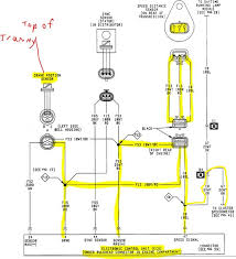 1992 jeep wrangler wiring diagram diagram shows two wires here is the diagram of the speed sensor wiring and where each one goes there are a total of three graphic