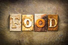 the word food written in food. Perfect Word Stock Photo  The Word  And Word Food Written In I
