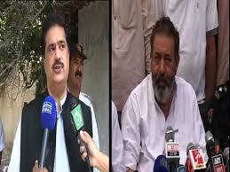 SAMAA - SHC stays murder FIR against Gabol, Aslam Chaudhry