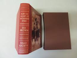 bury my heart at wounded knee by dee brown first edition abebooks