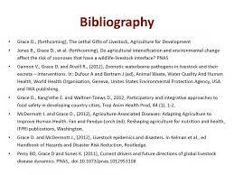Bibliography Research Paper Apa