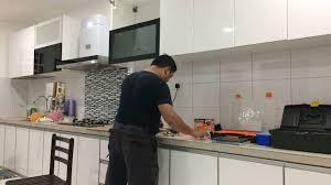 diy ikea jutis glass door smoked glass black ikea metod wall cabinet malaysia