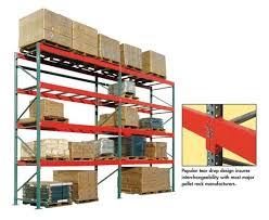 jaken pallet rack wire mesh decking