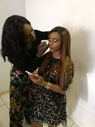 boity thulo on twitter you guys remember celeste the amazing makeup artist from opw she did my makeup yesterday and she is all that