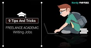 lance academic writing jobs tips and tricks