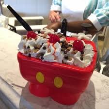 most of you know about the kitchen sink ice cream dessert at beaches and cream at the walt disney world resort it s a ridiculous amount of ice cream