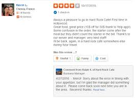 yelp review template. Beautiful Template Positive Review Example Response In Yelp Review Template C