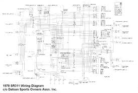 datsun 1600 wiring diagram wiring diagrams best datsun 1600 wiring diagram