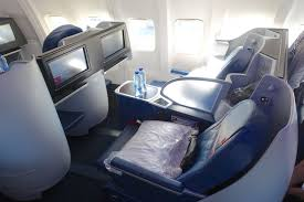 Delta Boeing 757 Seating Chart Flight Review Delta One 757 200 From Stockholm To Nyc