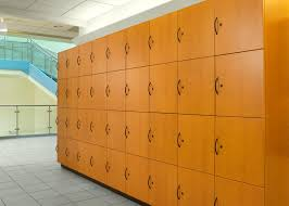 providing protected storage for one cycle or one person complete with resetting features