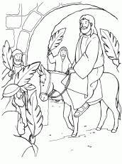 Desenhos De Semana Santa Para Imprimir Childrens Church Easter