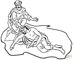 Small Picture The Good Samaritan coloring page Free Printable Coloring Pages