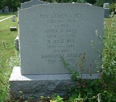 Myra A. Nye (Hale) (1864 - 1940) - Genealogy