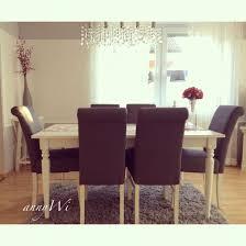 Annywi Deko Wohnung Ikea Ingatorp Esszimmer Wohnzimmer
