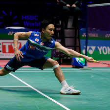 Malaysian pin their hopes on him to win the olympic medal this year. Badminton Number One Momota Only Positive About Olympic Debut France 24